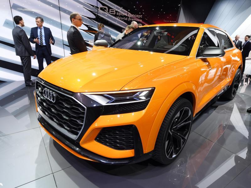 Audi stoppt Produktion wegen Chip-Mangel – Intel-Chef: Beseitigung von Chip-Engpass braucht Jahre