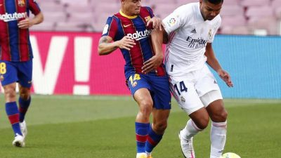 Real Madrid gewinnt im Clásico 3:1 in Barcelona