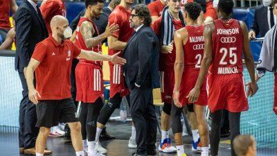 Bayern-Basketballer wollen nächste Euroleague-Gala