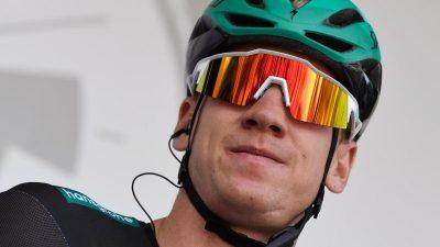 Ackermann bei Vuelta-Sprintetappe knapp besiegt
