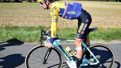Vuelta: Roglic und Carapaz weiter zeitgleich