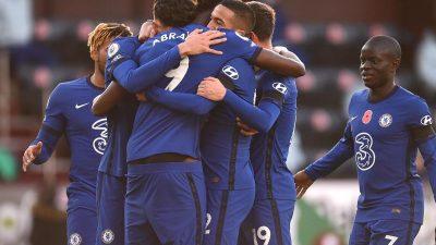 Timo Werner trifft bei Chelseas 3:0-Sieg in Burnley