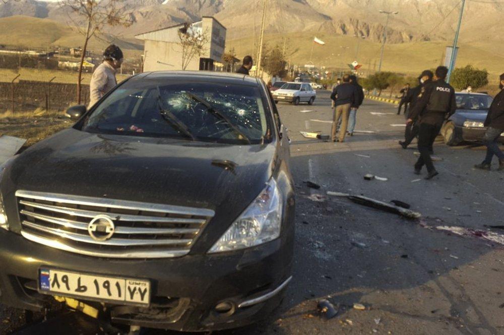"""""""Vater der iranischen Atomforschung"""" bei mutmaßlichem Attentat getötet – Israel wird Beteiligung vorgeworfen"""