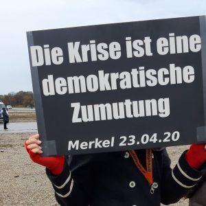 """Zero Covid: """"Der autoritäre Deutsche findet in der Pandemie zu sich selbst"""""""