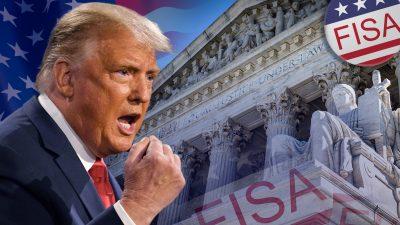 """Supreme Court weist Klage von Texas zurück – Trump: """"Man hat uns im Stich gelassen"""""""