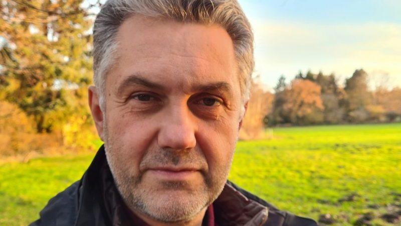 """Stress nach Leipziger Demo: Familienvater verliert Unternehmen – """"Aber ich bereue nichts"""""""