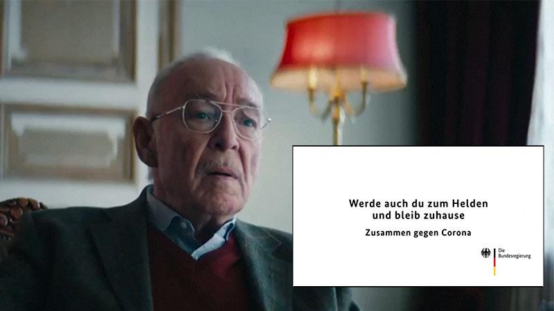 """""""Sei faul, rette Leben"""": Werbe-Videos der Bundesregierung"""