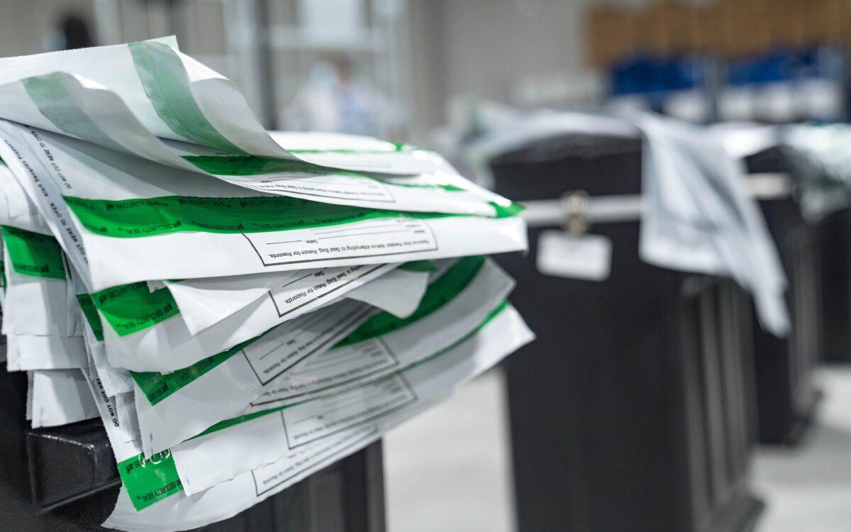Georgia: Tausende gaben Stimmzettel mit falschen Wohnadressen ab
