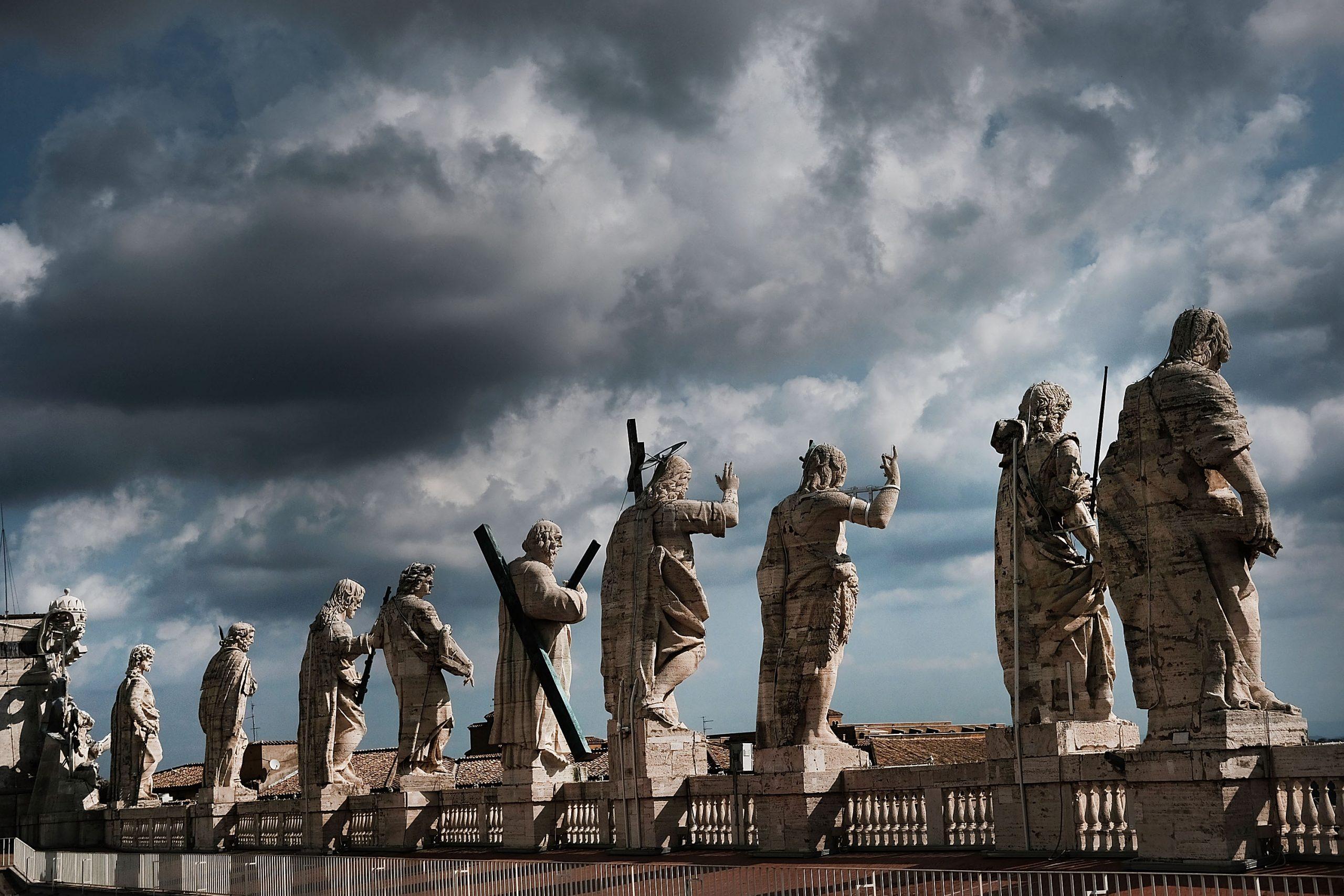 """Offener Brief von Erzbischof Vigano an Trump: Warnung vor globalem Plan """"Great Reset"""""""