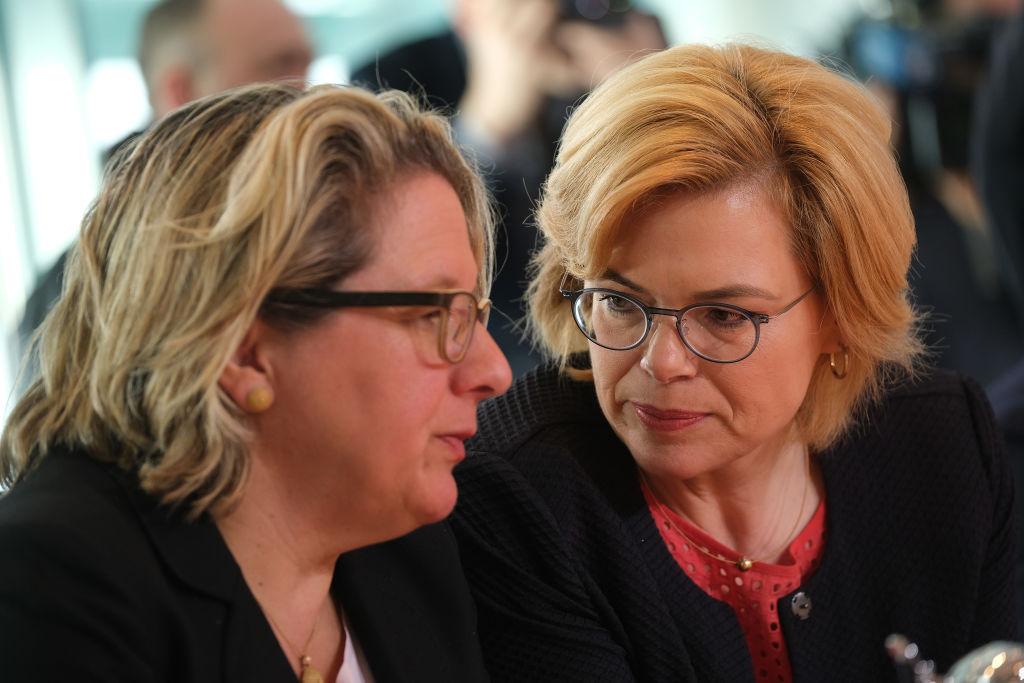 Bundeskabinett beschließt strengere Schadstoff-Grenzwerte für Industrie und Bauern