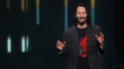 "Während Corona: Party bei ""Matrix 4""-Dreh in Potsdam – Keanu Reeves und Hunderte feierten"