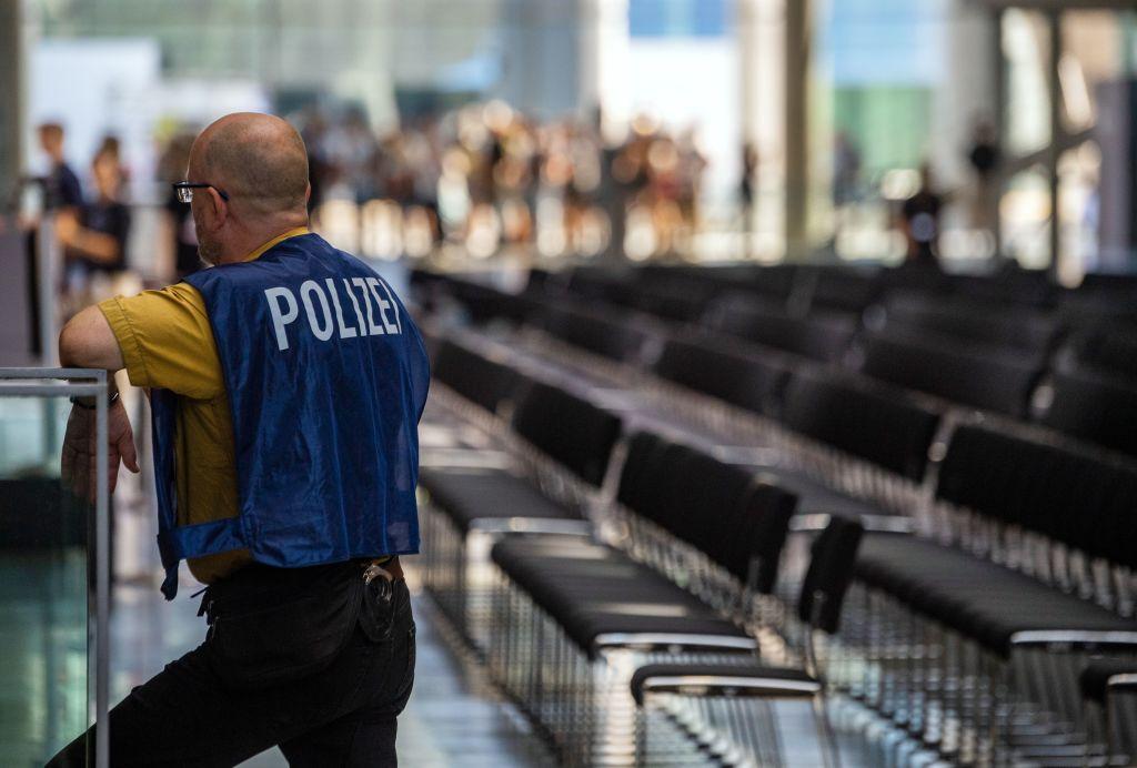 Deutschlands kleinste Polizei – Die Bundestagspolizei
