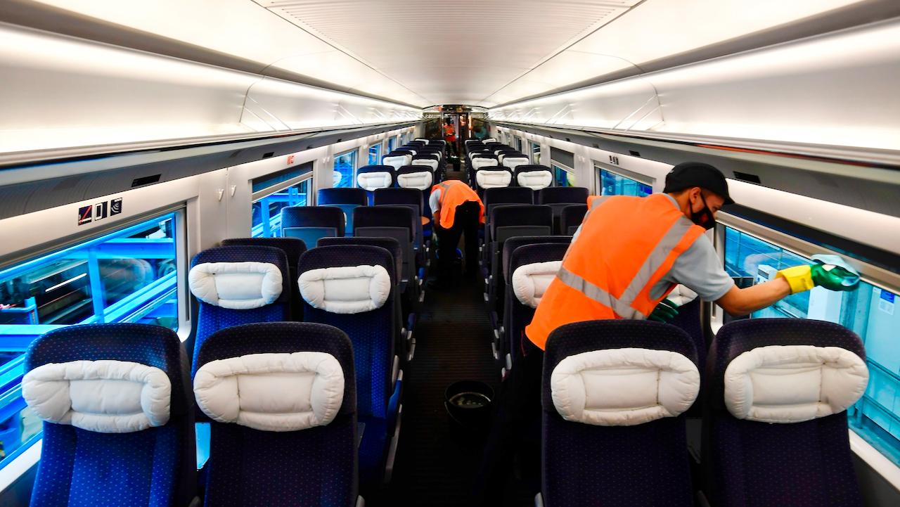 Deutsche Bahn ändert ab Freitag Reservierungssystem: Ein Sitzplatz pro Doppelsitz reservierbar