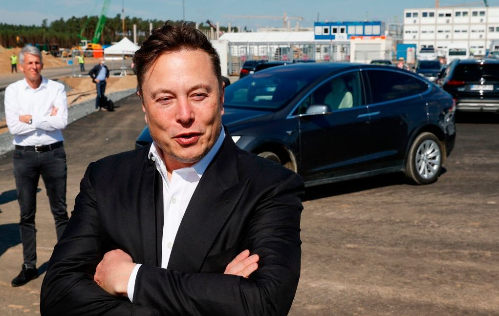Zick-Zack-Kurs bei Bitcoin: Tesla legt Investition auf Eis