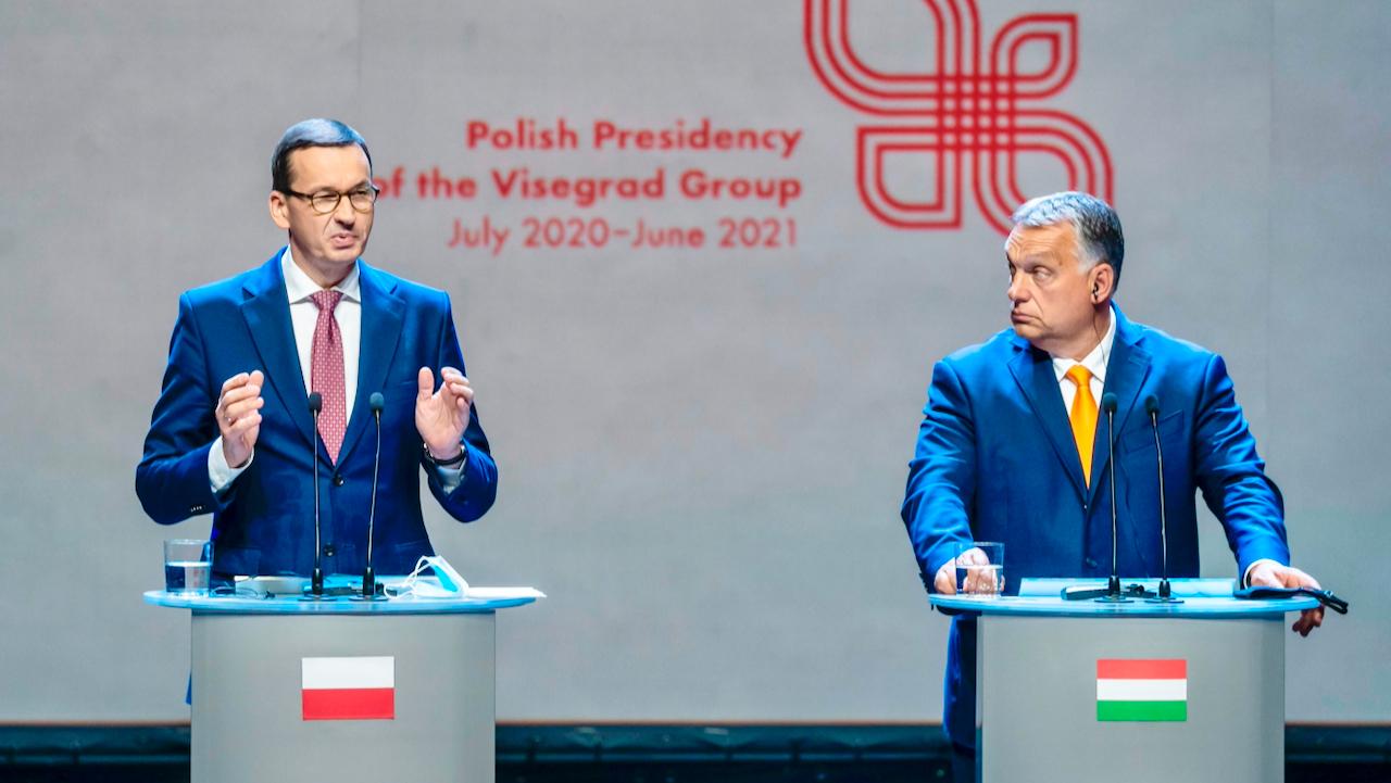 Polens Regierungschef fordert Annahme von Kompromiss im EU-Rechtsstaatsstreit