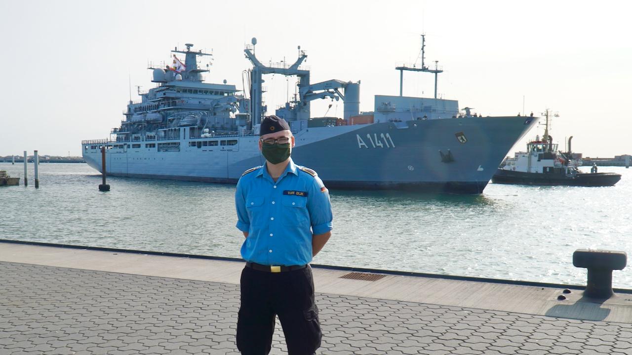 Waffen an Bord? Türkei verhindert Bundeswehr-Kontrolle auf Containerfrachter
