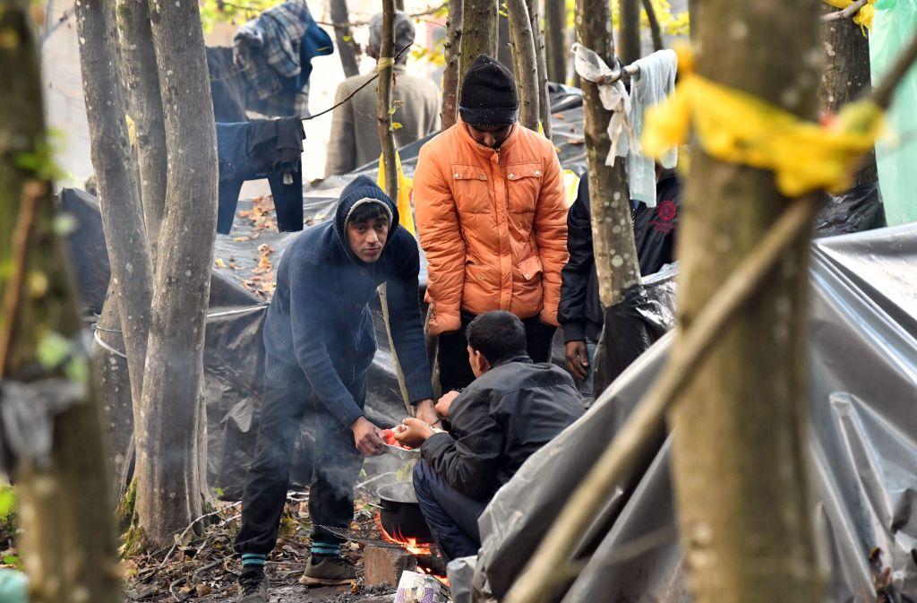 EU meldet steigende Zahl illegaler Einreisen auf der Westbalkanroute