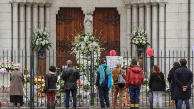 Frankreich: Festnahme nach Schussattentat auf Priester in Lyon – Motiv noch nicht geklärt