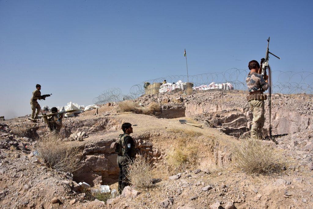 US-Militär macht Taliban für Anschlagserie in Afghanistan verantwortlich