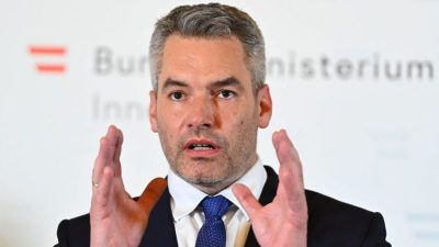 """Österreich sieht Dänemarks Asyl-Maßnahmen als mögliche """"Impulsgeber"""""""