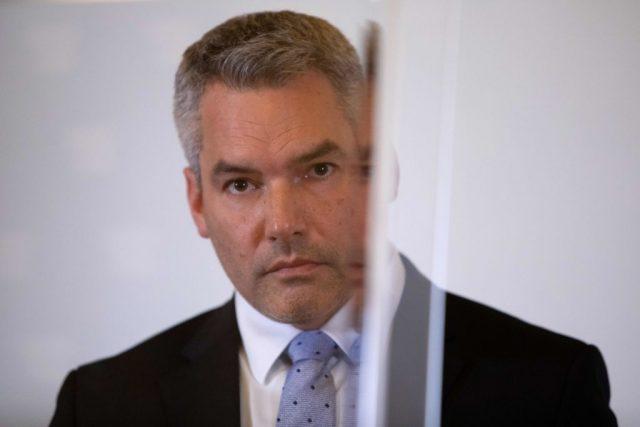 Österreichische Behörden wussten von versuchtem Munitionskauf des Attentäters