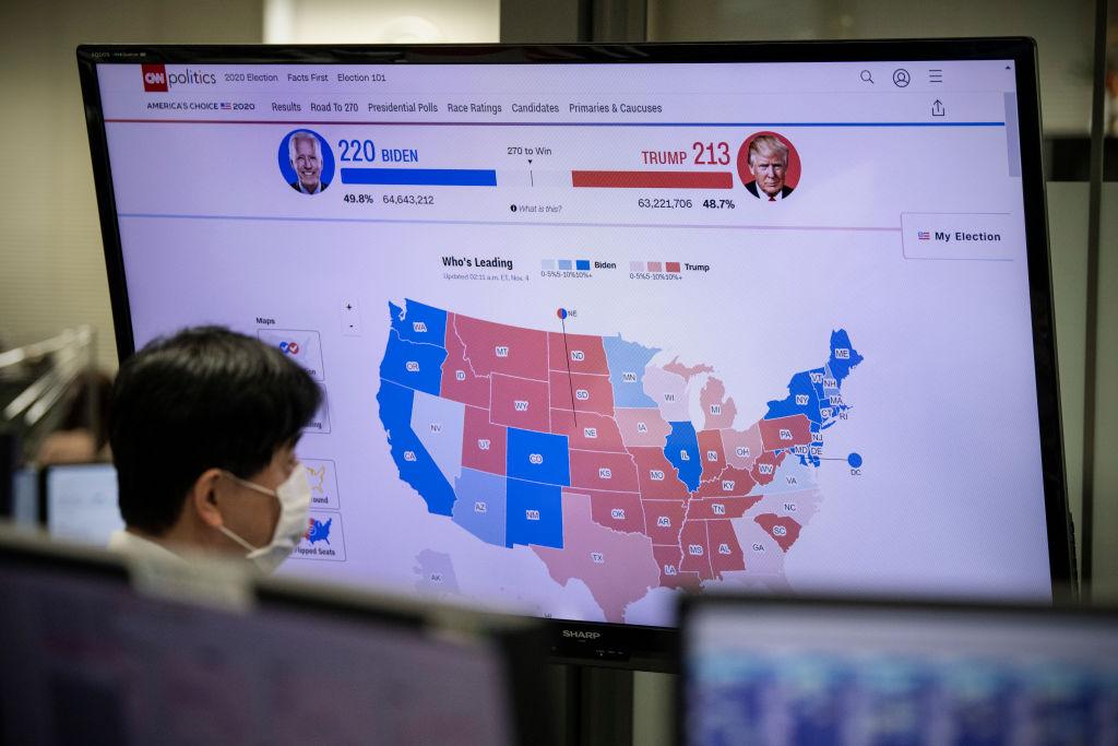 US-Wahlen: Ein Szenario wie im Jahr 2000 möglich? Trump warnt vor Wahlbetrug – Juristisches Tauziehen droht