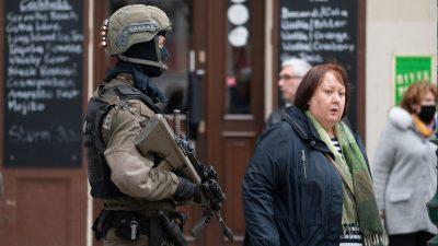 Wien-Terrorist Kujitim F. soll vor Bewährungshilfe-Betreuern Mord an Samuel Paty relativiert haben