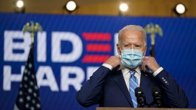 Giuliani: Demokraten werden Joe Biden bei erstbester Gelegenheit aus dem Amt entfernen