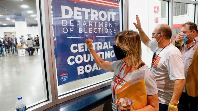 Auffälligkeiten in Wisconsin und Michigan: Fakten weisen auf Wahlbetrug hin