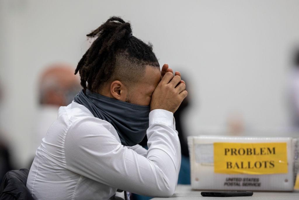 Über 10.000 Tote haben in Michigan laut Analyse einen Stimmzettel abgegeben