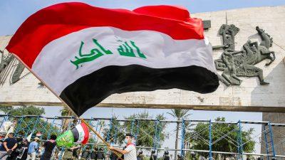 Drei Männer im Irak wegen Terrorismus hingerichtet