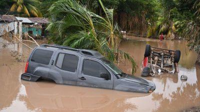Nächster Hurrikan bedroht Zentralamerika