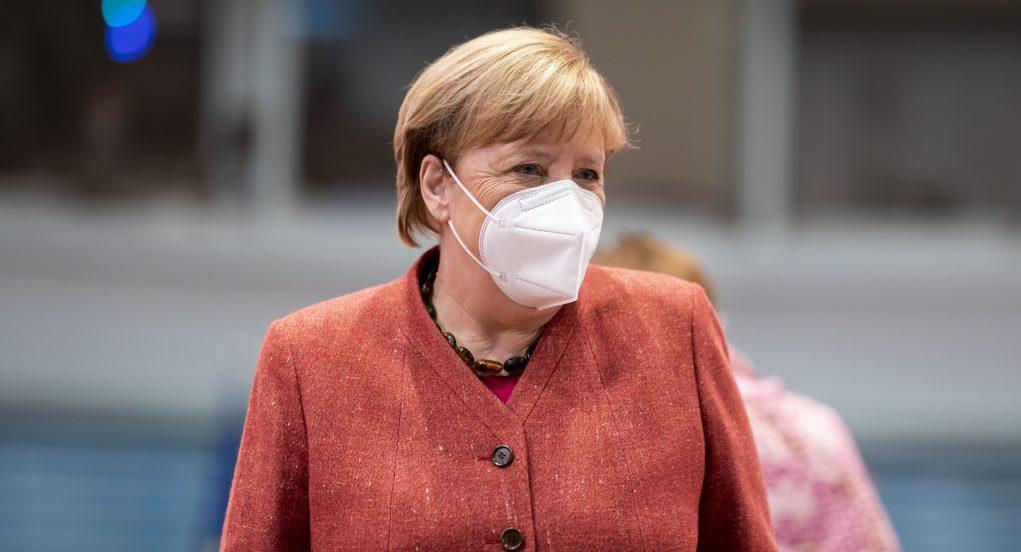 """Merkel: """"Der vor uns liegende Winter wird allen noch viel abverlangen"""""""