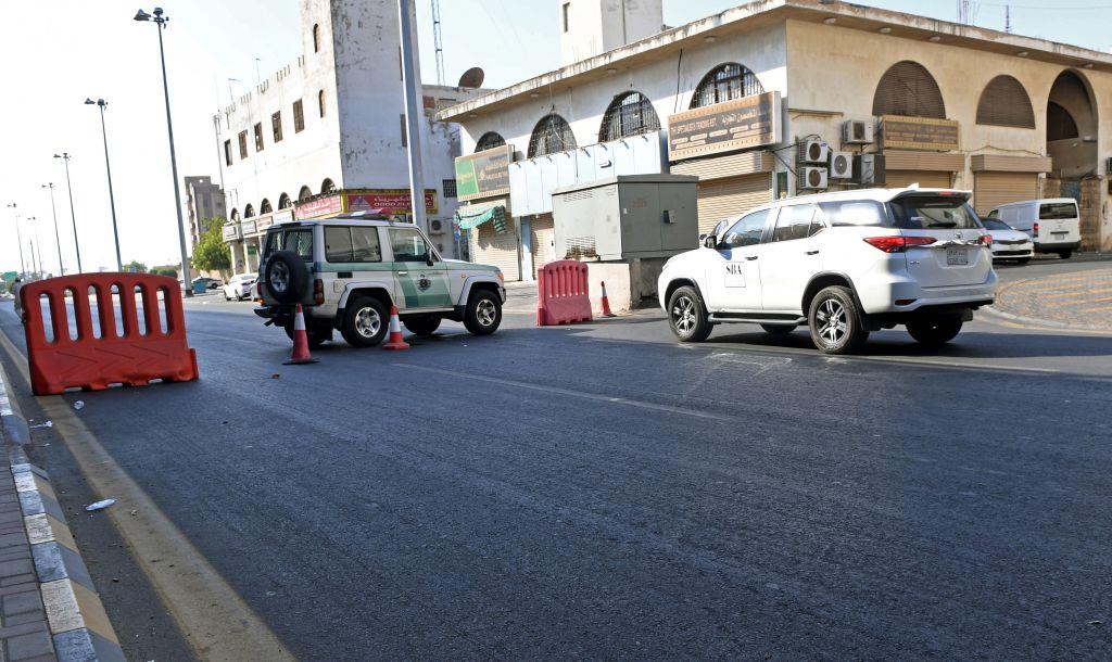Islamistische Terrorgruppe bekennt sich zu Anschlag auf Zeremonie in Dschidda
