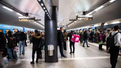 Schwedens Regierung begrenzt Versammlungen auf maximal acht Menschen