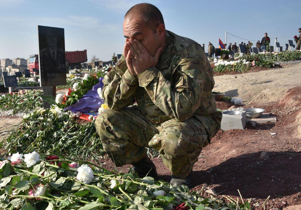 Armenien übergibt nach Waffenstillstand erstes Gebiet an Aserbaidschan