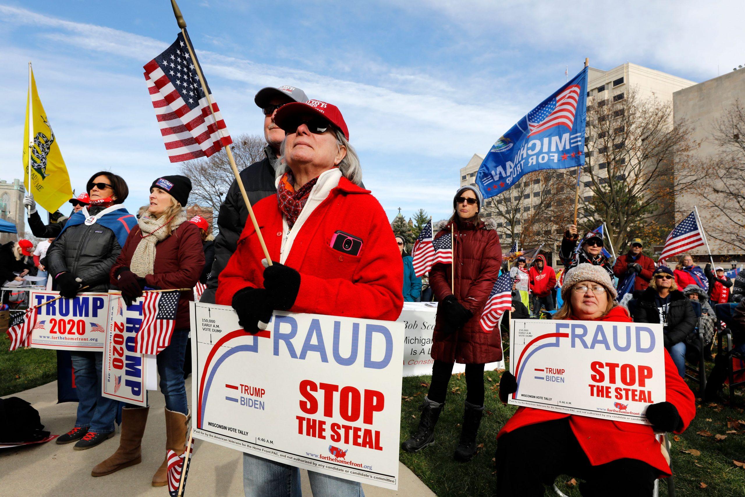 Michigan: Republikaner nehmen Bestätigung von Wahlergebnis zurück