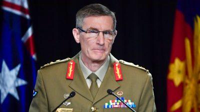 Australiens Armee räumt mutmaßliche Kriegsverbrechen von Soldaten in Afghanistan ein