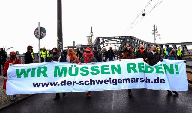 """""""Wir müssen reden"""": Schweigemärsche in 17 Städten am kommenden Wochenende"""