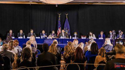 Öffentliche Anhörung in Pennsylvania: Zeugen berichten von Wahlbetrug