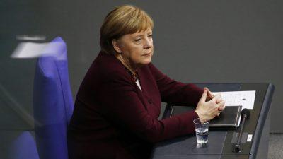 Polizisten drängen im Gespräch mit Merkel auf klarere Corona-Regeln
