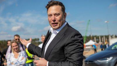 Tesla kann mit Vorbereitungen für Batteriezellfabrik in Brandenburg beginnen