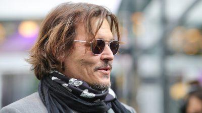 Johnny Depp kann mit Oscar-Verleihung nichts anfangen