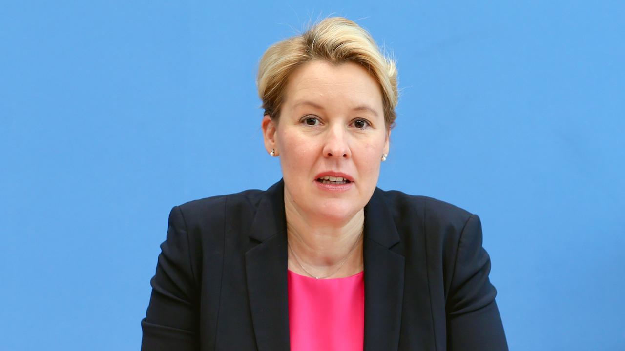 SPD in Berlin-Neukölln nominiert Giffey zur Wahl des Abgeordnetenhauses
