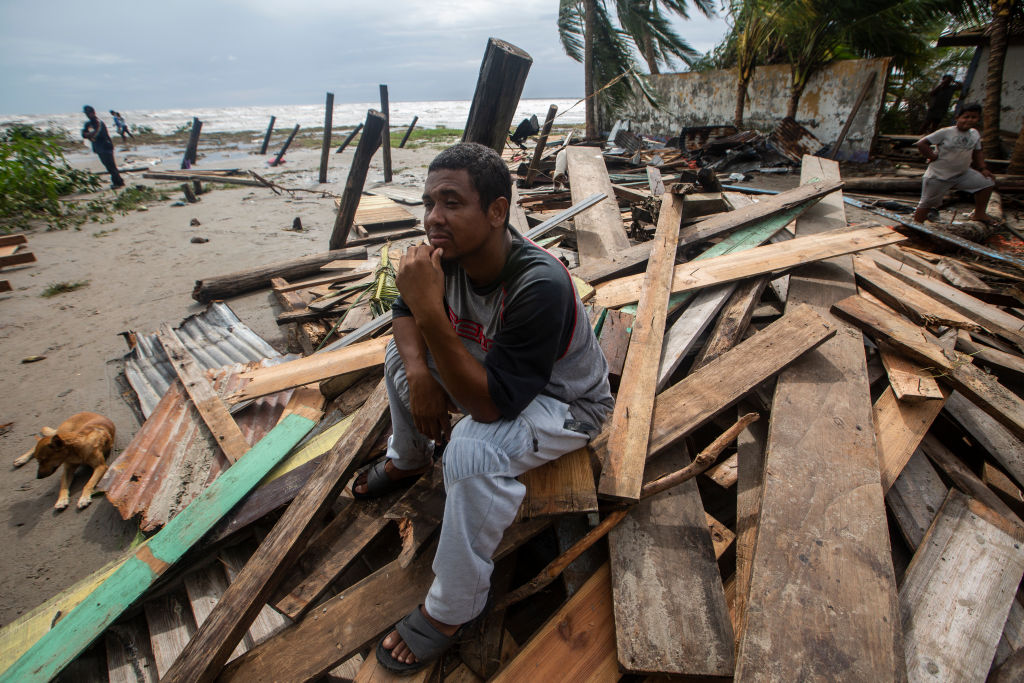 """Nach Nicaragua wütet Tropensturm """"Eta"""" in Honduras – Massive Schäden in beiden Ländern"""