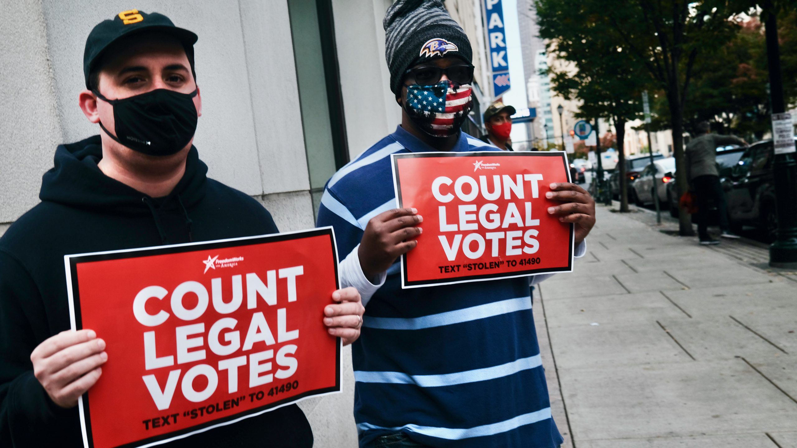 Trump gewinnt vor Gericht in Pennsylvania – Teil der Stimmzettel darf nicht gezählt werden