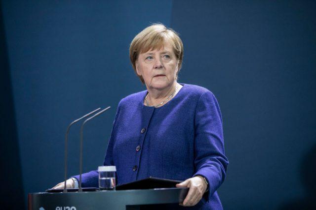 Ohne Endergebnis der Wahl abzuwarten: Merkel gratuliert erneut Biden