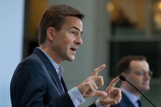 """Verlegerverbände: Kooperation von Google und Spahn-Ministerium ist """"Angriff auf die Pressefreiheit"""""""
