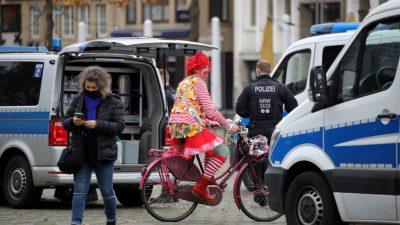 Thüringen: Polizei löst Karnevalsumzug zu Lichtmess mit 90 Teilnehmern auf