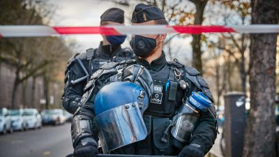 Streit um geplantes Polizei-Filmverbot in Frankreich verschärft sich